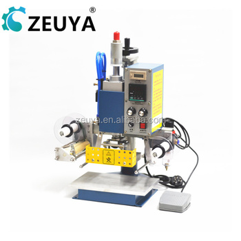 Semi-Automatic Hot Stamping Foil Embossing Machine 10*13CM