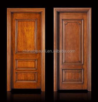 Modern Wood Carving Main Door Designs