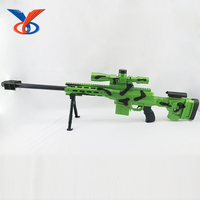 Wholesale barrett electric toy plastic airsof gun