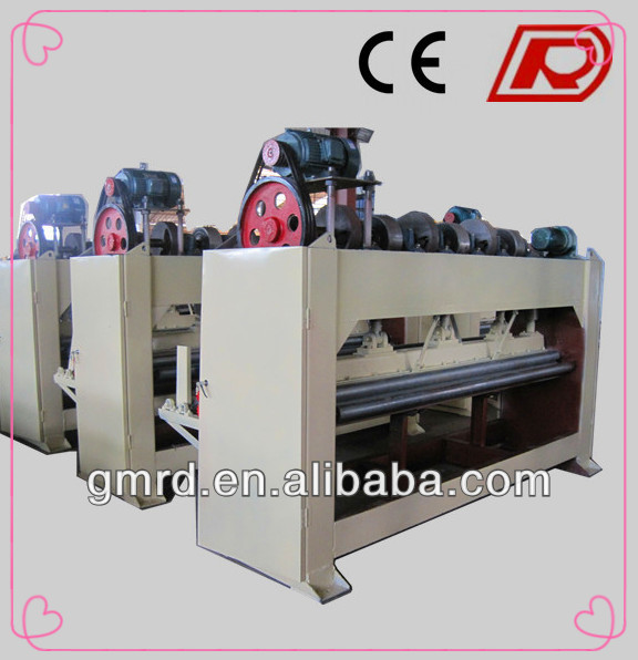 Used nonwoven needle punching machine series