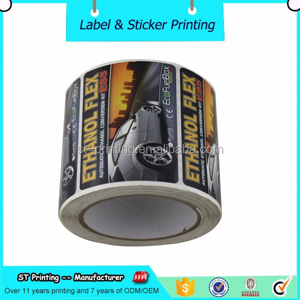 black cars auto labels decorative outdoor stickers china labels