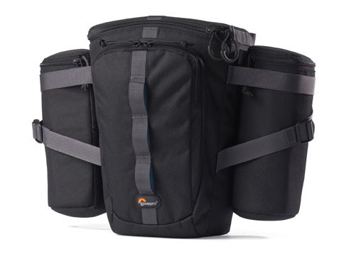 Hot NEW Lowepro Outback 100 Digital SLR Camera Photo Beltpack Bag/Case,Waist Holder professional DSLR Waistpack