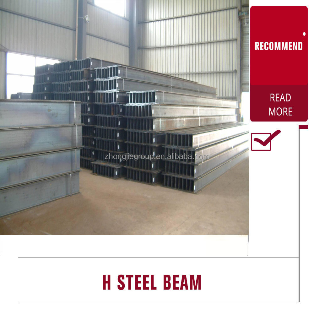 Q235/Q345/A36/SS400/S275JR/S235JR H Beam; Hot Rolled/Galvanized/Forged/High frequency welded H Beam of