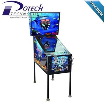 Machine De Jeu De Flipper D Arcade De Poussoir De Piece De Monnaie Pour L Adulte Buy Arcade De Poussoir De Piece De Monnaie Machine De Jeu De