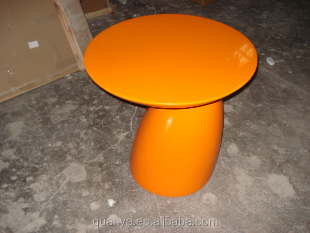 Delicated garden table/Mushroom shape tea/coffee table for home furniture