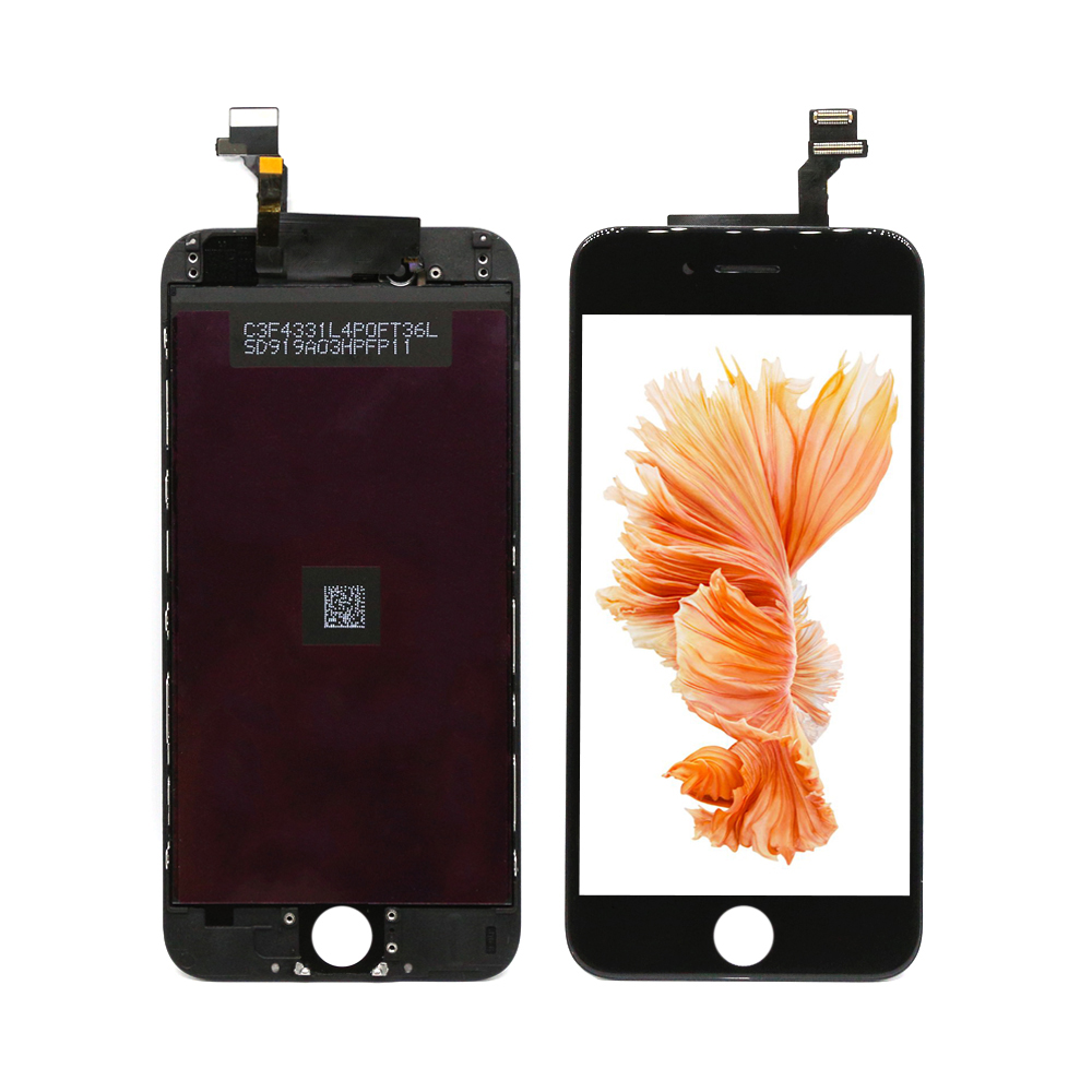 Lcd del Telefono mobile Digitizer Dello Schermo per iPhone 6 Display LCD Touch Screen Assembly + di Tocco di Vetro Digitalizzatore
