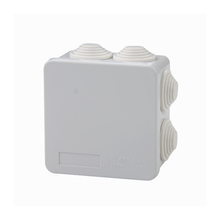 waterproof plastic enclosure box knockout junction box
