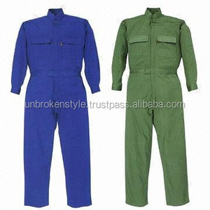 Plus Size uniforms construction workwear overall