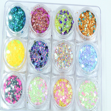 Hot Selling PET glitter / High-quality glitters for Glass Arts/crafts