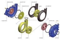 Horizontal Abrasion & Corrosion Resistant Slurry Pump - Buy Slurry ...