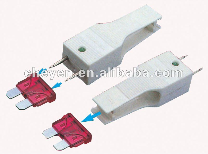 Fuse Tester & Fuse Puller For Auto Standard Fuse - Buy Fuse Puller &  Tester,Car Fuse Puller,Puller Product on Alibaba com