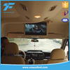 Flip up&down roof Mouting TV bus advertise lcd screen