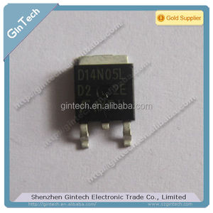 14A, 50V, 0.100 Ohm, Logic Level, N-Channel Power MOSFETs D14N05L RFD14N05L TO252