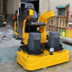 Portable Simple Terrazzo Concrete Floor Grinder For Grinding / Polishing