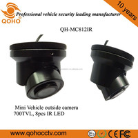 High resolution Wide view Mini waterproof IR camera-MC812IR car surveillance equipment