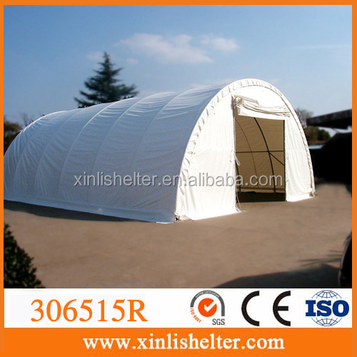306515R New products 2016 tent manufacturer steel frame storage tarp building