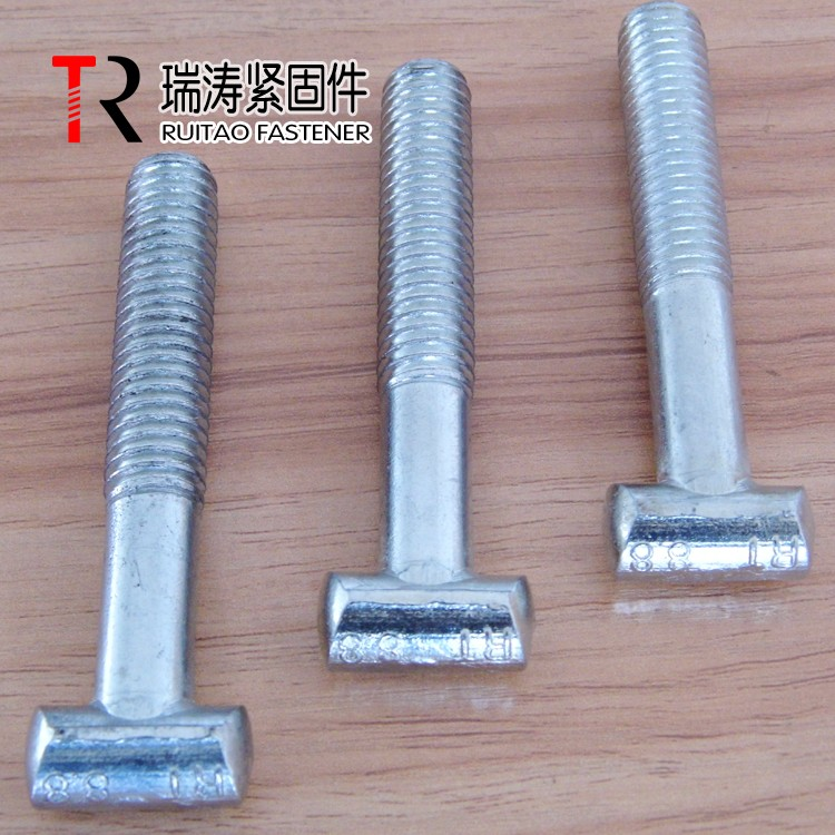 8.8 grade high quality T bolt