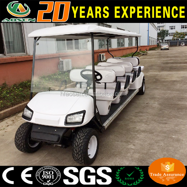 Popular Design Electric hummer golf cart with CE certification