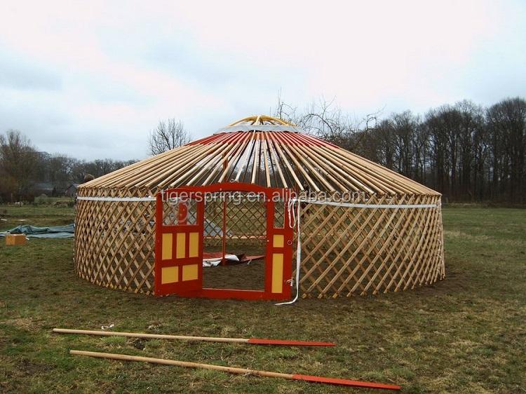 Chinese style mongolian yurt tent & Chinese style mongolian yurt tent View mongolian yurt tent ...