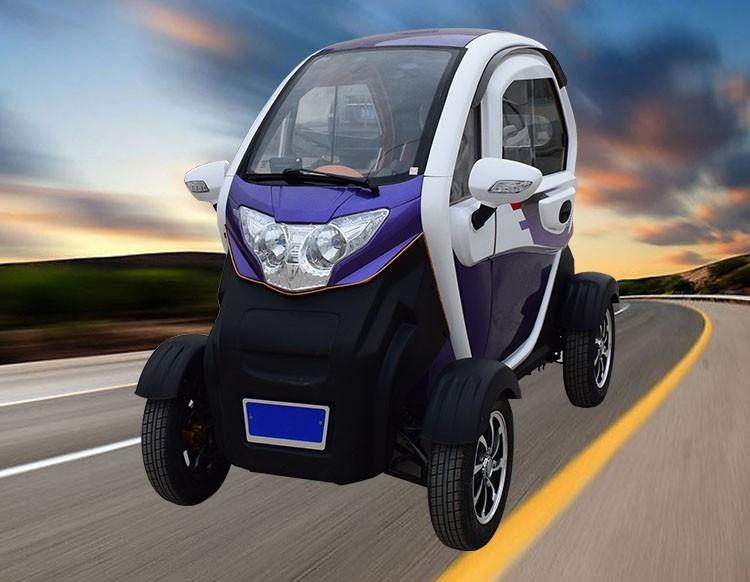 Electric Mini Smart Car Made In China