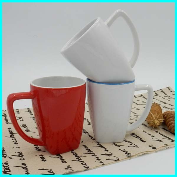 Cheap Ceramic Coffee Mugs With Custom Logo For Promotional