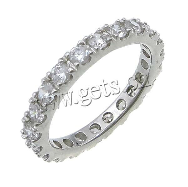 cubic zircon finger ring <strong>silver</strong> 925