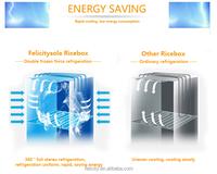 Best Selling 93l Solar Power Fridge Mini Dc Refrigerator For Sale ...