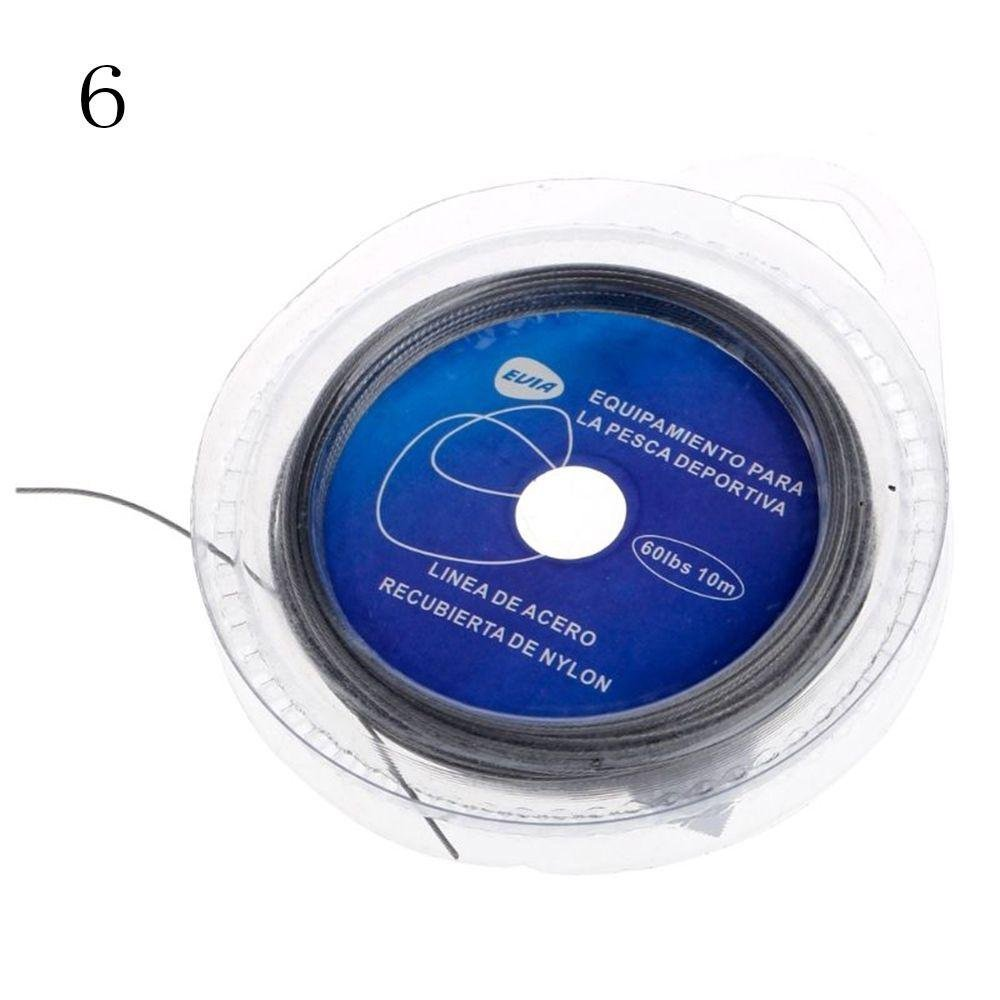 Cheap Braided Wire Cover Find Deals On Line At Stainless Harness Get Quotations Xinnyuan 10m Portable High Strength Hot Fishing Steel 7 Strands String
