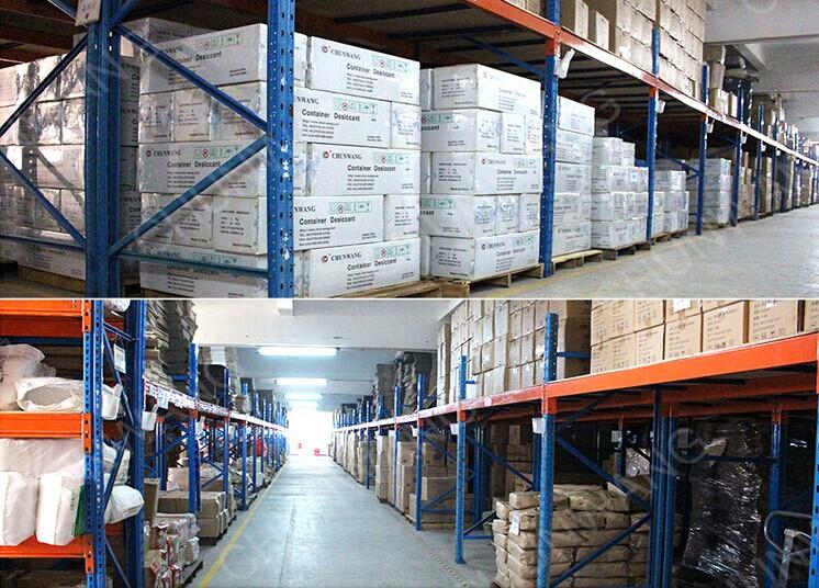 desiccant warehouse