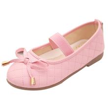2015 fall shoes child princess shoes beautiful girls dancing shoes