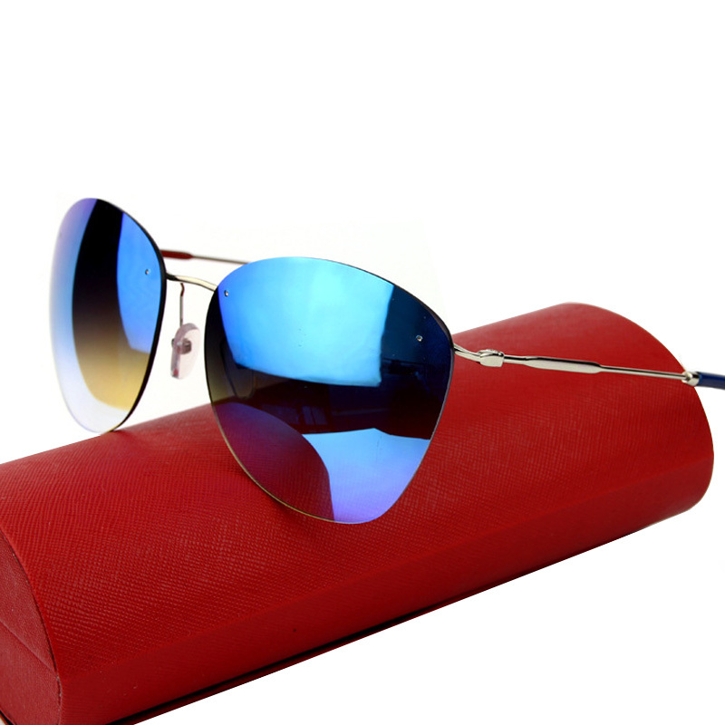 2015 New Women Sunglasses Alloy Frame Vintage Colorful Sunglasses Outdoor Sports Fashion Sunglasses For Women Hot sale