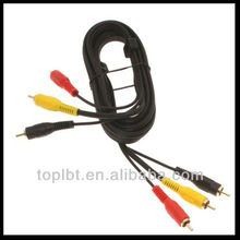 6ft. S-Video RCA and Composite Cable Kit for USB Video Capture Adapters
