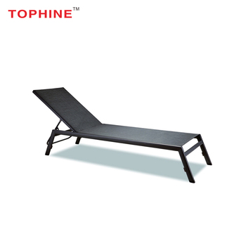 Commercial Contract Tophine Furniture Modern Outdoor Aluminium Legs Tslin  Fabric Swimming Pool Chair - Buy Swimming Pool Chair,Pool Chairs,Swimming  ...