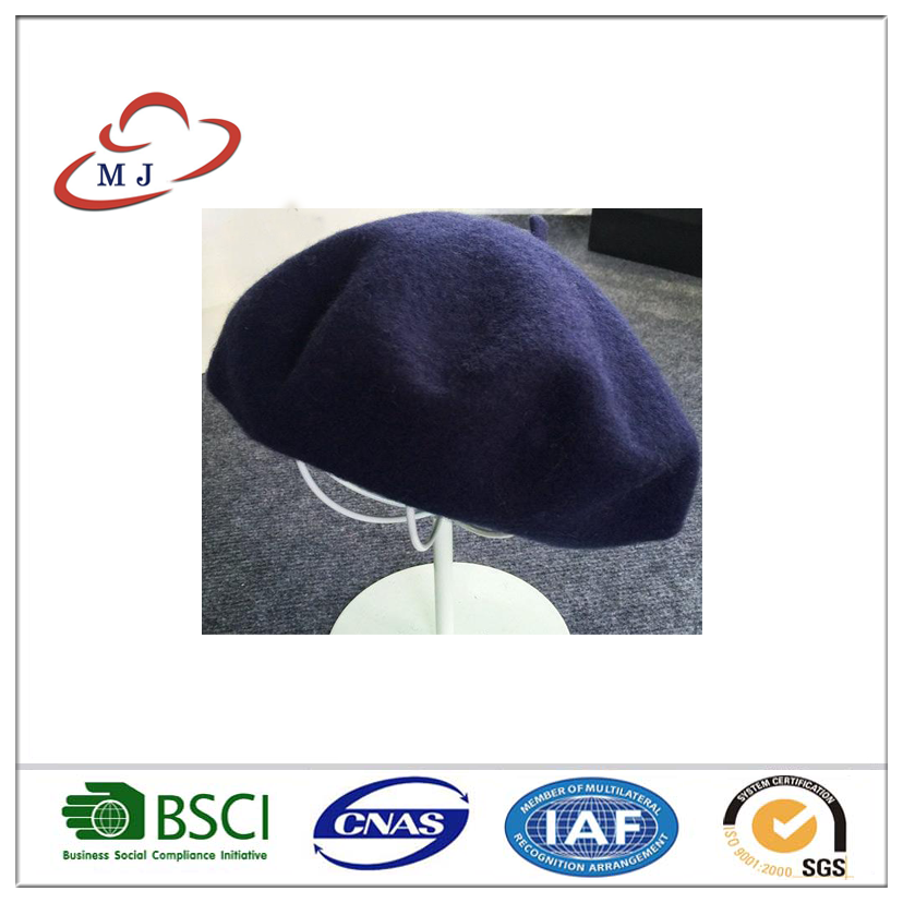 ccad8403f4ef0 Colorful wholesale beret cheap wool custom military beret custom  embroidered logo wool beret