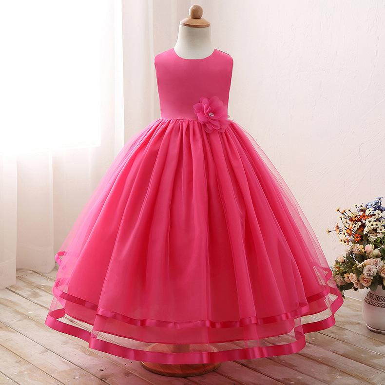 Girl Fancy Dress Images Long Frock Design 2 Year Old Girl