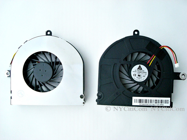For Toshiba Qosmio X300-12N CPU Fan