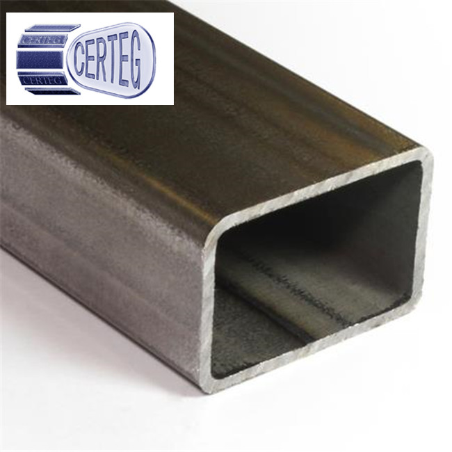 China cheap price square section galvanized steel tubular for fence post