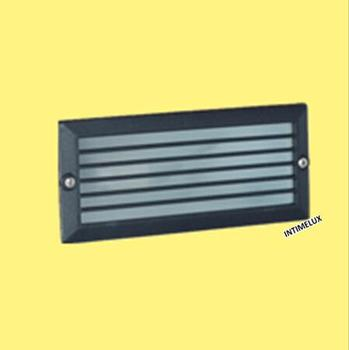 3042 e27 led louvre rectangle outdoor wall recessed step light 3042 e27 led louvre rectangle outdoor wall recessed step light fixture mozeypictures Choice Image
