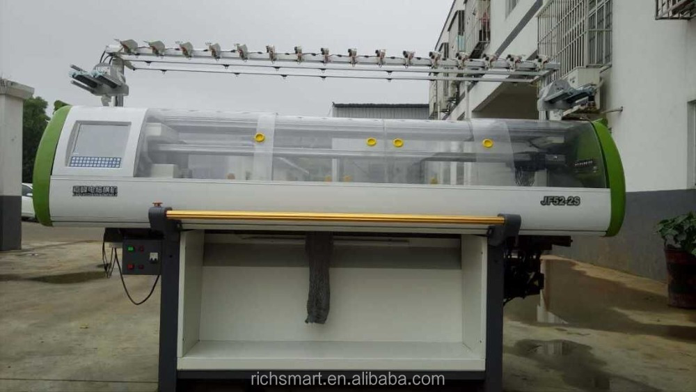 Automatic Flat Knitting Machine For Home Use