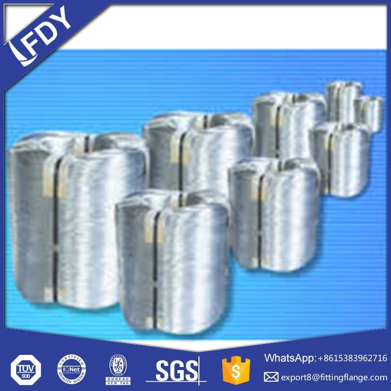 Big coil galvanized wire/electro galvnaized iron wire rod