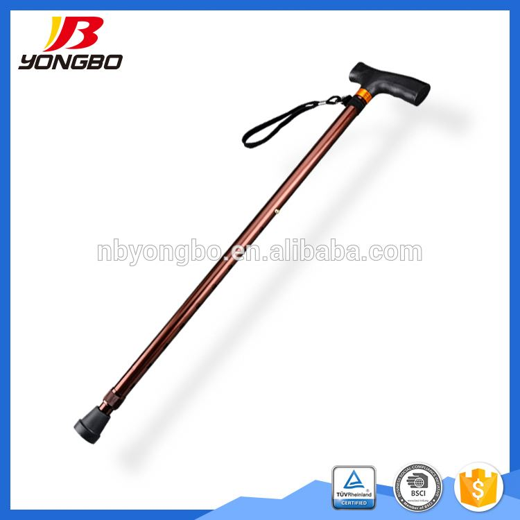 Hot Sale Folding Stool Walking Stick Elderly Walking Stick For Old People