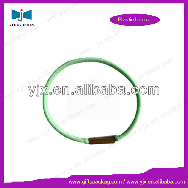 elastic rubber band hair 3mm