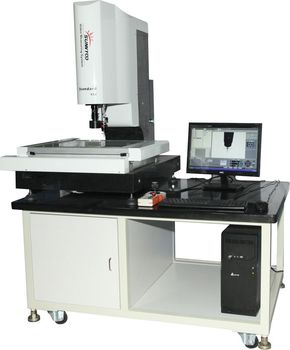 Fully Automatic Cnc Vision Measurement Machine For 3d