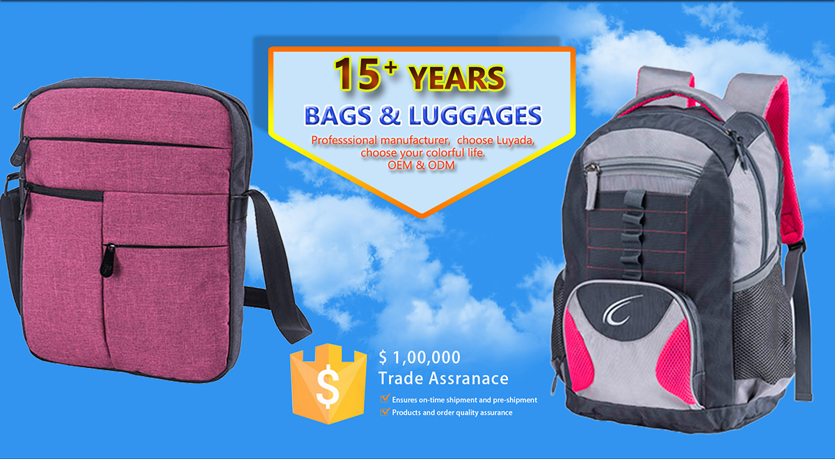 35c336f940c21 Quanzhou Luyada Bags Co.