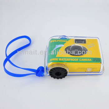 Water Proof Disposable Camera