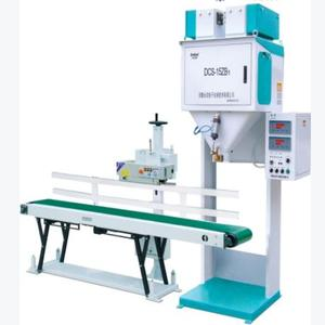 DCS Gravity Feeding Automatic Sugar Rice Bagging Machine Packing Scale