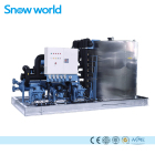 Snow world Industrial Ice Flake Machine For Ice Plant