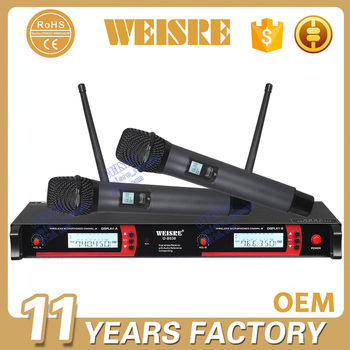Cheap Price High Quality Uhf Professional Headset Similar Shure ...
