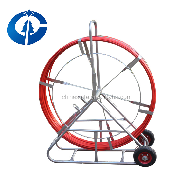 Cable Handling Equipment 250m Fiberglass duct rodder