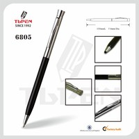 6805 hot selling cheap metal pen for deluxe hotel